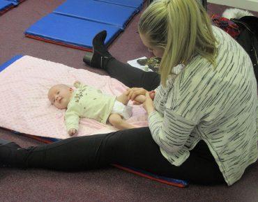 Baby massage (6wks-6months)
