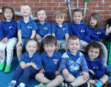 Sure Starts Developmental Programme for 2-3 Year Olds